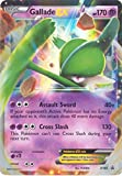 Pokemon - Gallade-EX (XY45) - XY Black Star Promos - Holo