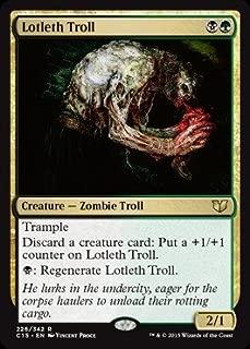 Magic: the Gathering - Lotleth Troll (226/342) - Commander 2015