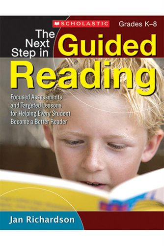 Price comparison product image Scholastic 9780545133616 The Next Step in Guided Reading