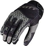 Scott Enduro Motorrad/Fahrrad Handschuhe schwarz/grau 2020: Größe: L (10)