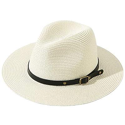 Lanzom Unisex Kids Girls Boys Summer Straw Hat ...