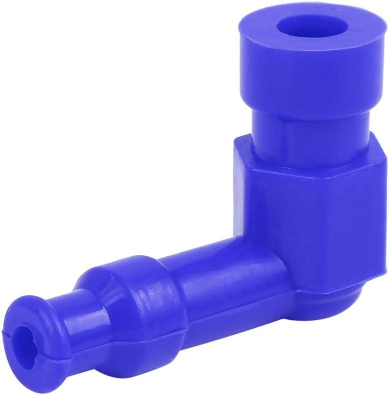 X AUTOHAUX Spark Dedication Plug Cap Sale Boot Silicone Waterproof Degre Blue 90