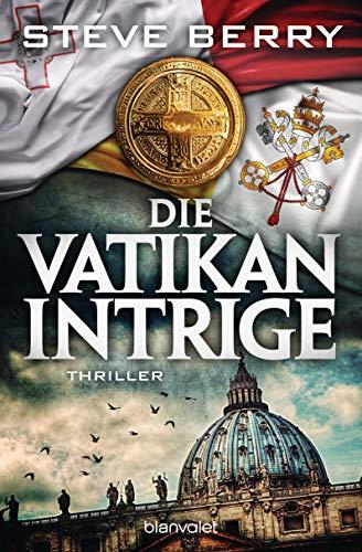 Die Vatikan-Intrige: Thriller (Cotton Malone 14)