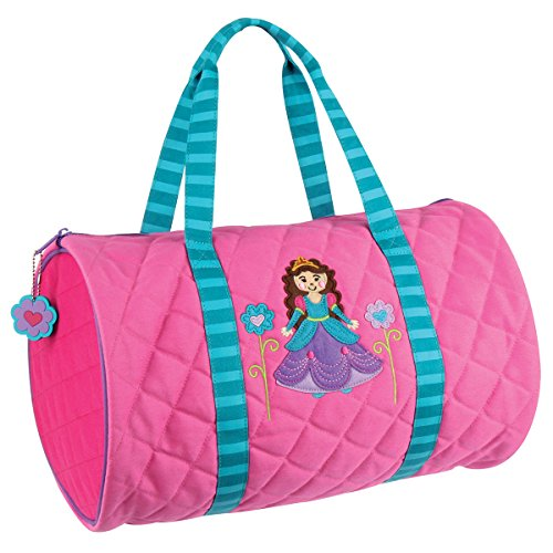 Stephen Joseph Quilted Duffle, Princess