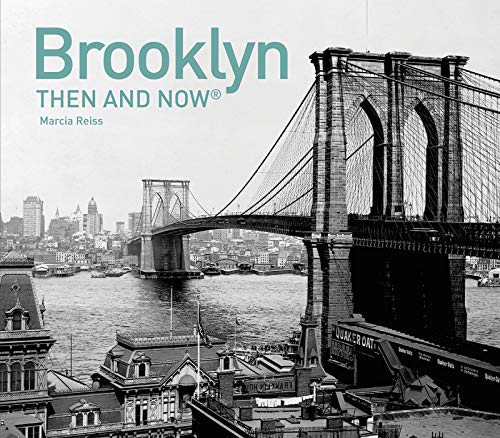 Brooklyn Then and Now® Book