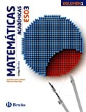 Código Bruño Matemáticas Académicas 3 ESO - 3 volúmenes - 9788469609682