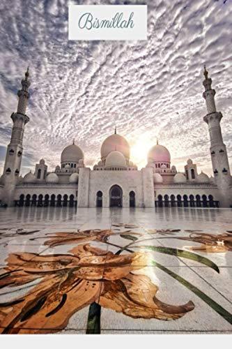 Bismillah: Islamic Notebook