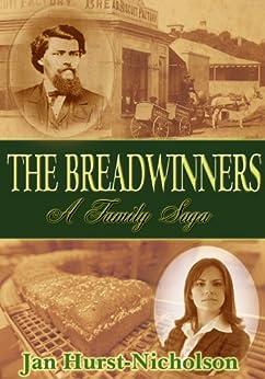 The Breadwinners : A Family Saga by [Jan Hurst-Nicholson]