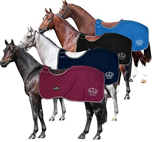 Horses Coprireni Pile Elly Bordeaux 155 cm