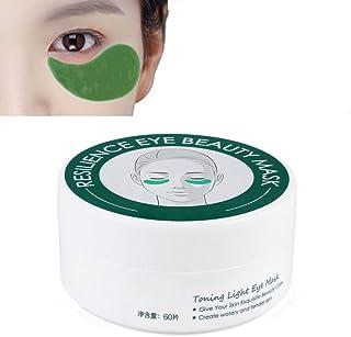 60 stks hydrogel collageen ooglapjes masker, plantenextracten oog hydraterende care gel voor verwijdering donkere kringen ...