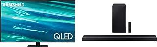 SAMSUNG 65-inch Class Q80A Series – QLED 4K UHD Smart TV with Alexa Built-in (QN65Q80AAFXZA, 2021 Model) with Samsung | H...