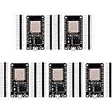 waves NodeMCU-32 ピンヘッダ未装着 開発ボード ESP32 WiFi Bluetooth 技適取得済 ワイドバージョン 固定用穴付 (5個)