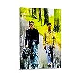 YISHUI Tom Cruise Rain Man Zwei Brüder Klassisches