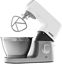 Kenwood Chef Sense, Stand Mixer 4.6L, Kitchen Machine, KVC5100T, Silver/White