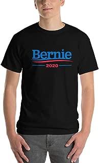 Bernie Sanders 2020 for President Men's Black Shirts