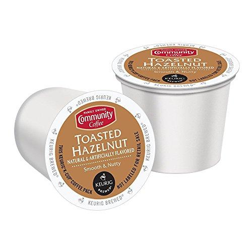 Community Coffee Toasted Hazelnut Medium Roast