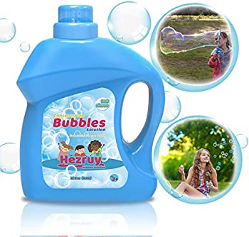 Hezruy Bubbles Concentrated Solution Refill, 32 oz