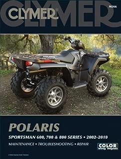 Polaris Sportsman 600, 700, and 800 Series 2002-2010 (Clymer)