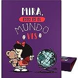 Mafalda 88202638. Carpeta de Anillas A5