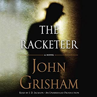 The Racketeer audiobook cover art