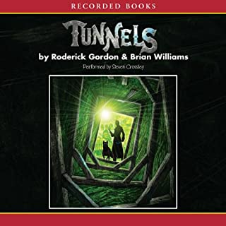 Tunnels audiobook cover art