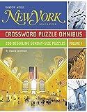 New York Magazine Crossword Puzz...