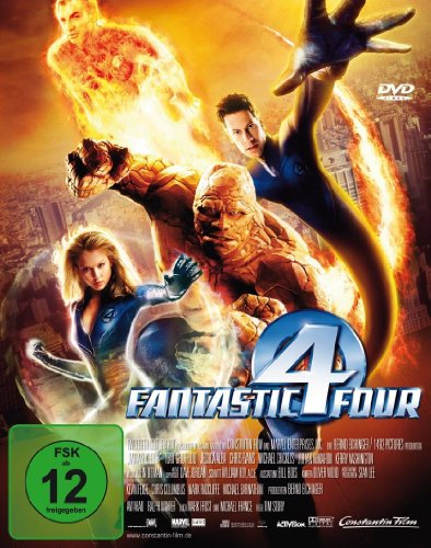 Fantastic Four - Rise of the Silver Surfer (Steelbook Edition)