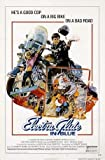 Electra Glide IN Blue - Nick NOLTE – Film Poster Plakat