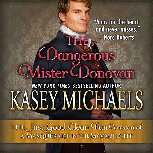 Couverture de The Dangerous Mister Donovan