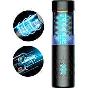 WeDol Male Masturbator Automatic Masturbation Cup with 10 Thrusting Spinning Modes and 10 Speeds Hands-Free 3D Realistic Vagina Oral Stroker Sex Toys for Men Masturbation