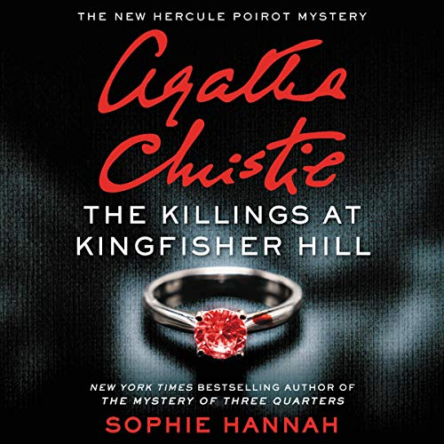 The Killings at Kingfisher Hill audiobook cover art