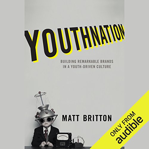 YouthNation audiobook cover art