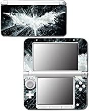 Batman Begins Dark Knight Rises Arkham City Video Game Vinyl Decal Skin Sticker Cover for Original Nintendo 3DS XL System Protector