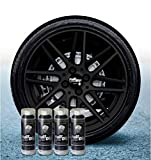 Sophisticauto Dip Lit Pack Ahorro 4 Sprays pelables 400ml Negro Mate