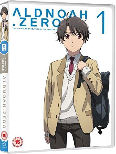アルドノア・ゼロ 第1期 コンプリート DVD-BOX (全12話, 275分) ALDNOAH.ZERO Olympus Knights 虚淵玄 ア...