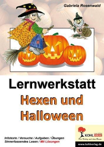 Lernwerkstatt Hexen und Halloween: Kohls zauberhafter Herbst by Gabriela Rosenwald(1. September 2009)