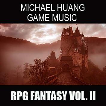 Michael Huang Game Music: RPG Fantasy, Vol. II