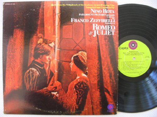Music from the Soundtrack of ... The Franco Zeffirelli Production of Romeo & Juliet