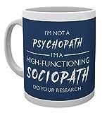 GB Eye Ltd, Sherlock, I'm Not a Psychopath, Tazza