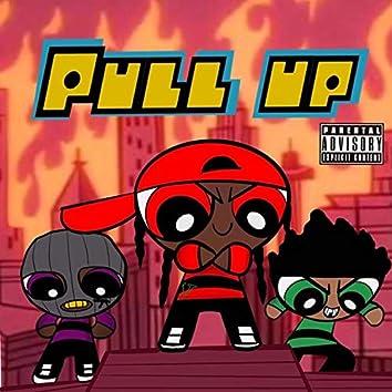 Pull Up (feat. Spazz Gambino & TheBastardHimself)