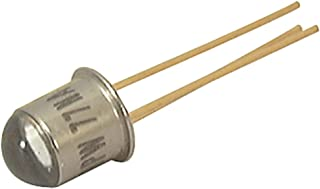 Vishay Intertechnology BPW77NA Phototransistor Silicon Chip, NPN Transistor, Visible Light, 850 nm 3-Pin, 5.5 mm W x 6.15 mm H x 5.5 mm L (Pack of 2)