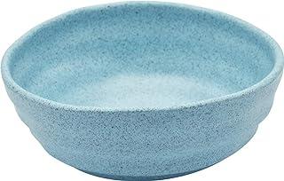 Dinewell Speckle Melamine Serving Bowl, 6.5inch, 1piece, Blue, DWMB0109BS