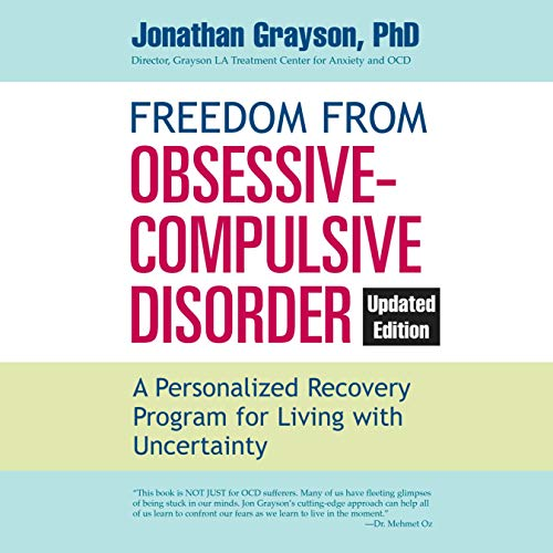 Freedom from Obsessive Compulsive Disorder cover art