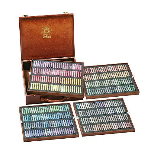 Schmincke Ensemble de 400 pastels de qualité - Ultra-tendres (77400097)