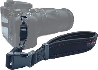 Camera Wrist Strap Heavy Duty DSLR Wrist Strap ZugGear Comfortably Neoprene Camera Strap w/2 Alternate Connections for DSL...