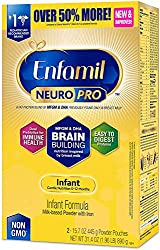 Enfamil NeuroPro Infant Formula - Brain Building Nutrition Inspired by Breast Milk - Powder Refill B