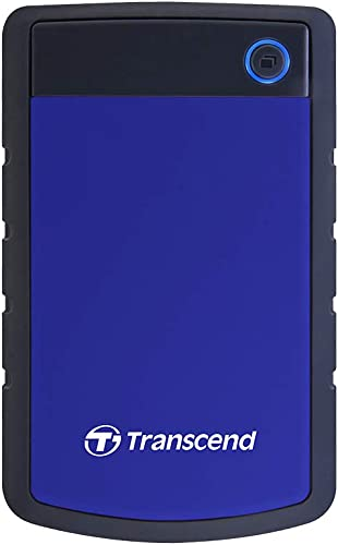 Transcend 2TB StoreJet 2.5-inch H3P, Portable HDD