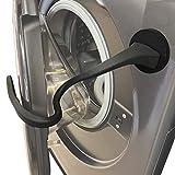 Front Load Washer Door Prop, Magnetic Washing Machine Door Holder, Keep Washer Door Open, Flexible Prop Fits Most Washing Machines Rectangle