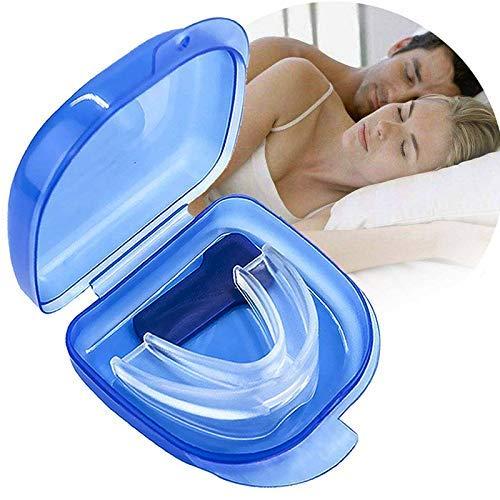 Férula Dental Placa de Descarga Nocturna Protector Bucal,