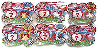 Chubby Puppies and Friends Babies Blind Bags, Series 2, 6-Pack